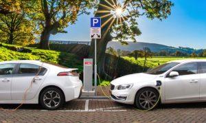 Autos mit Elektromotoren