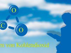 Tilgen von Kohlendioxid