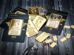 Goldanlage