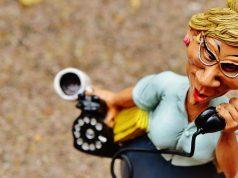Telefonaktion