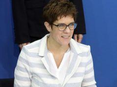 Annegret Kramp Karrenbauer